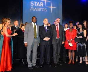 Star Awards presentation 2007